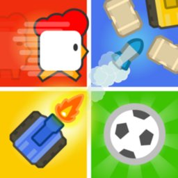 2 3 4 Player Mini Games icon