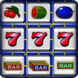 Image of 777 Fruit Slot Machine Cherry Master