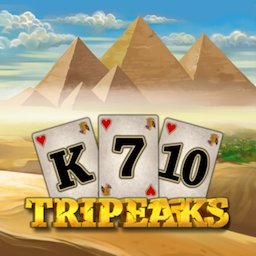 Image of 3 Pyramid Tripeaks Solitaire
