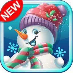 Image of Snowman Swap - match 3 games New Christmas Games