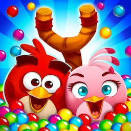 Image of Angry Birds POP Bubble Shooter