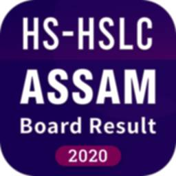 Assam HSLC HS Board Result 2020 icon