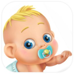 Image of Baby Caring Bath And Dress Up Baby Games