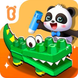 Image of Baby Panda's Animal Puzzle