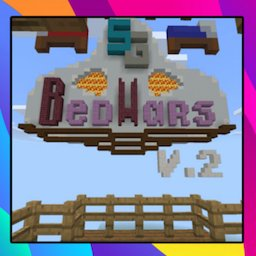 Image of Bed Wars Map for minecraft