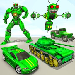 Image of Bee Robot Car Transformation Game