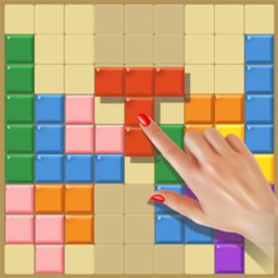 Image of Block Cross Puzzle