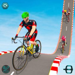 Image of BMX Cycle Stunt Game