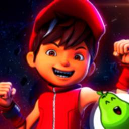 Image of BoBoiBoy Galaxy Run