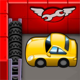 Image of Tiny Auto Shop - Car Wash and Garage Game