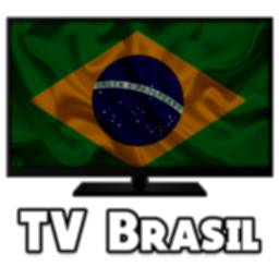 Brasil TV ao vivo no celular icon