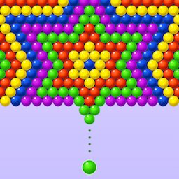 Image of Bubble Shooter Rainbow