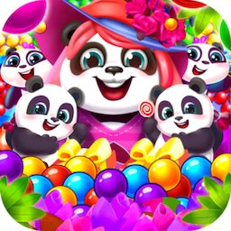 Image of Bubble Shooter 2 Panda