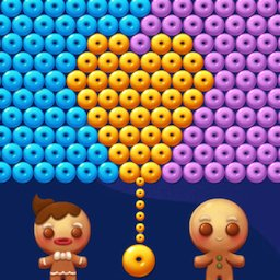 Image of Bubble Shooter Cookie