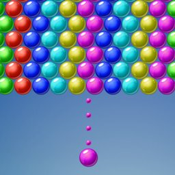 Image of Bubble Shooter With Friends