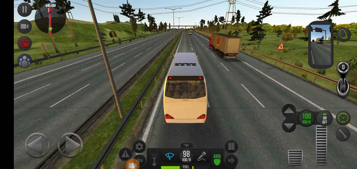 How to play Bus Simulator: Ultimate