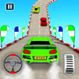 Image of Car Racing Stunt Game
