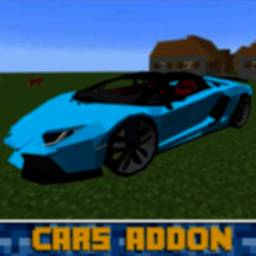 Image of Cars Addon for MCPE Mod
