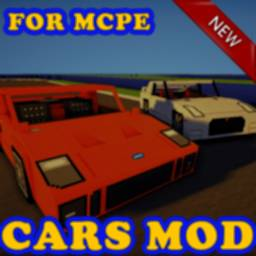 Image of Cars mod for MCPE Addon
