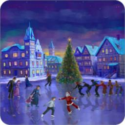 Image of Christmas Rink Live Wallpaper