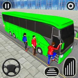 Image of City Passenger Coach Bus Simulator