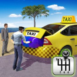 Image of City Taxi Driving simulator