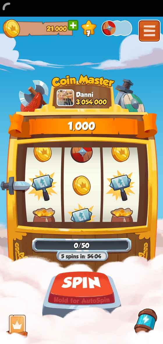 Coin Master Apk Android