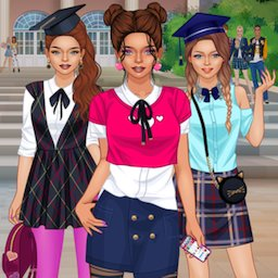 Image of College Girls Team Makeover