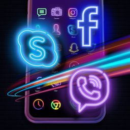Neon Icon Designer App Download Android