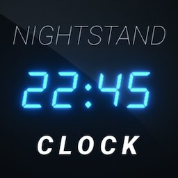 Nightstand Clock - Your bedside companion