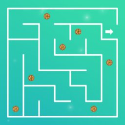 Labyrinth: Find an outlet Maze Game