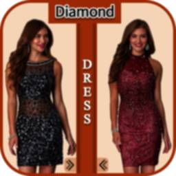 Image of Diamond Dress Design