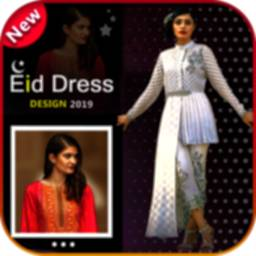 Image of Latest Eid Dress Design 2021
