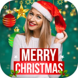 Image of Happy Christmas Photo Frames