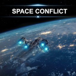 Image of Space Conflict
