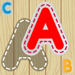 Image of Alphabet Puzzles : abc games - abc puzzles