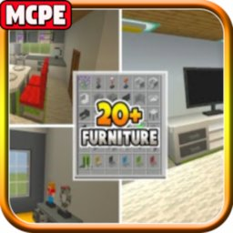 Image of Peepss Furniture Mod MC Pocket Edition