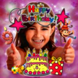 Image of Birthday Stickers for Photos 🎉 Sticker Pic Editor