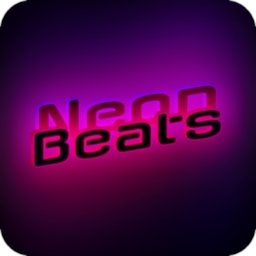 Image of Neon Beats | Musical AMOLED Game