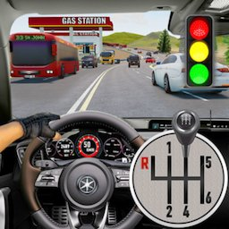 Image of Car Driving School 2020
