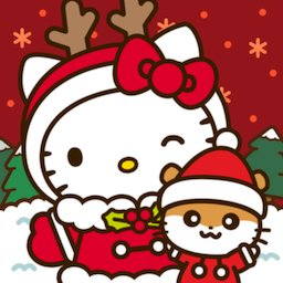 Image of Hello Kitty Friends