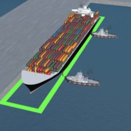 Image of Ship Mooring 3D