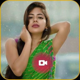 Image of Hot girls video call, Desi girl video call - prank