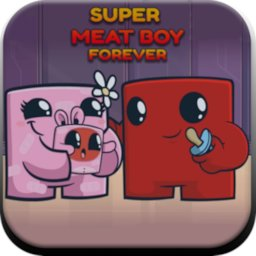 Image of Hints Of Super Meat Boy Game Forever