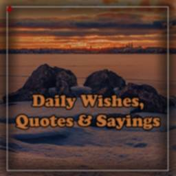 Image of Daily Wishes, Quotes & Saying