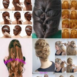 Image of Girls HairStyles HD New 2018