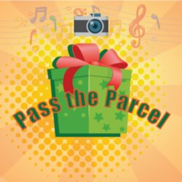 Pass the Parcel-Party Music Player icon