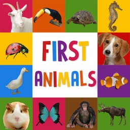 Image of First Words for Baby: Animals