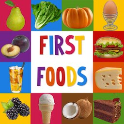 Image of First Words for Baby: Foods