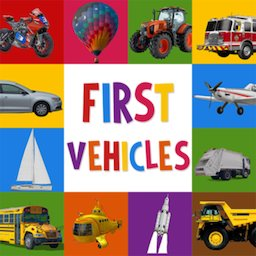 Image of First Words for Baby: Vehicles